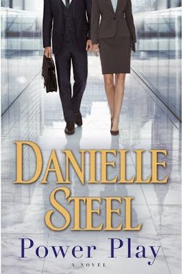 Power Play by Danielle Steel – Front book cover