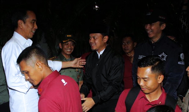 Suka Kepo, Bima Arya Ditampol Jokowi: Hormati Privasi Mereka!