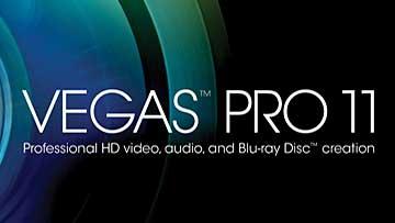 Sony Vegas Pro 11 (32-64 bit)
