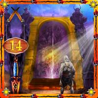 Top10NewGames Escape From Fantasy World Level 14