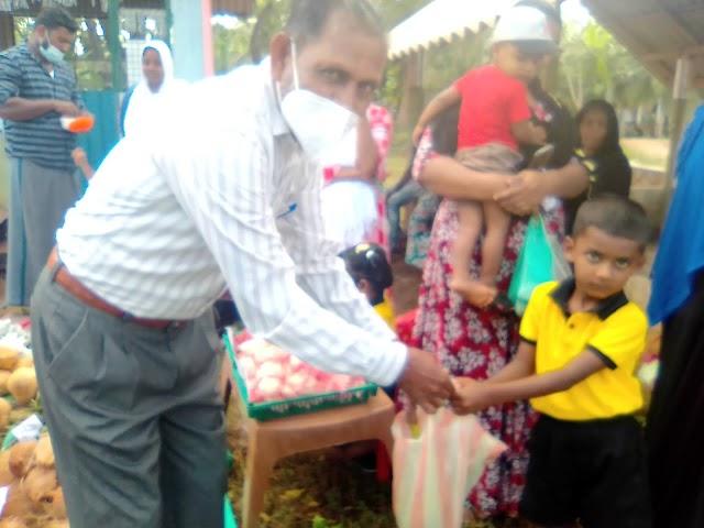 நேகம தாருல் ஹிக்மா பாலர் பாடசாலைச் சிறுவர் சந்தை
