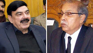 Sheikh Rasheed resigns after the burning of 70 people: Chief Justice