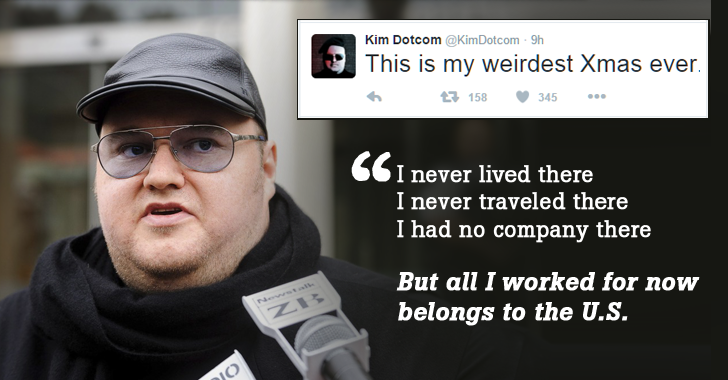 Kim Dotcom loses Fight Against Extradition to the US