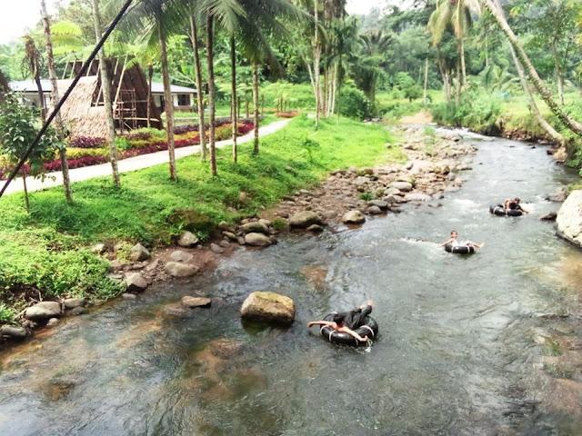 Juma Lau Destinasi Wisata di Sibolangit