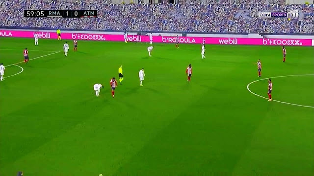 الريال وأتلتيكو مدريد real atlético madrid