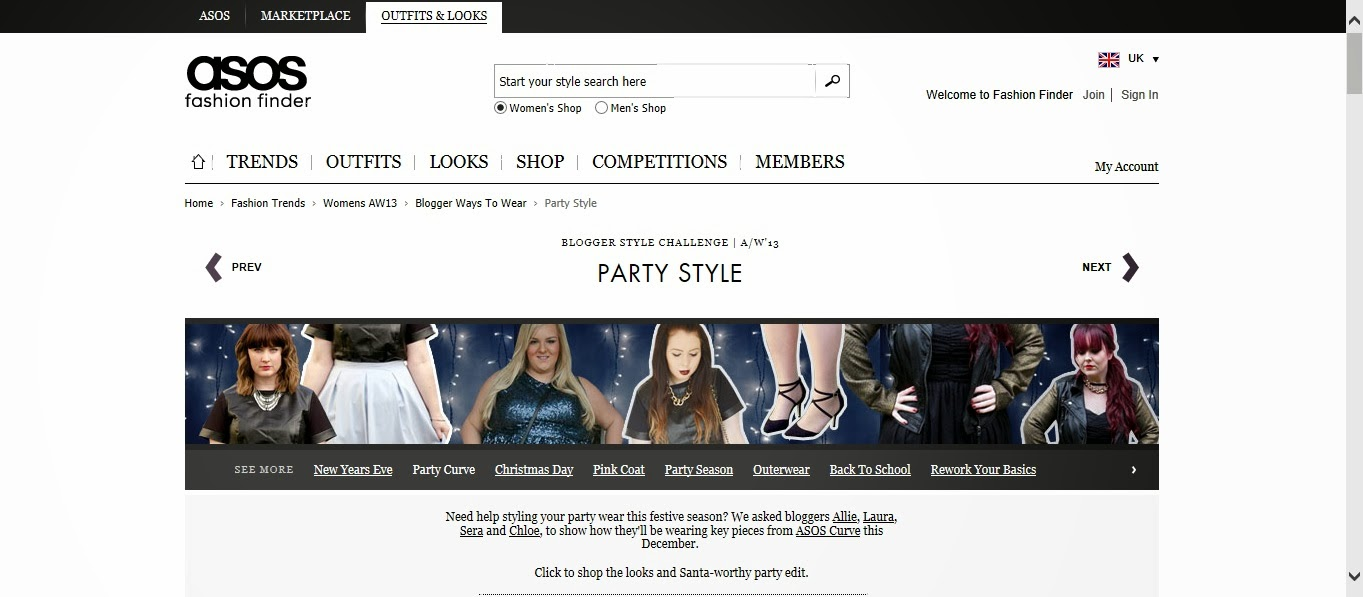 2f95aa2b54e I m on ASOS Fashion Finder! - What Laura Loves