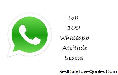 Girly Attitude Status for Whatsapp