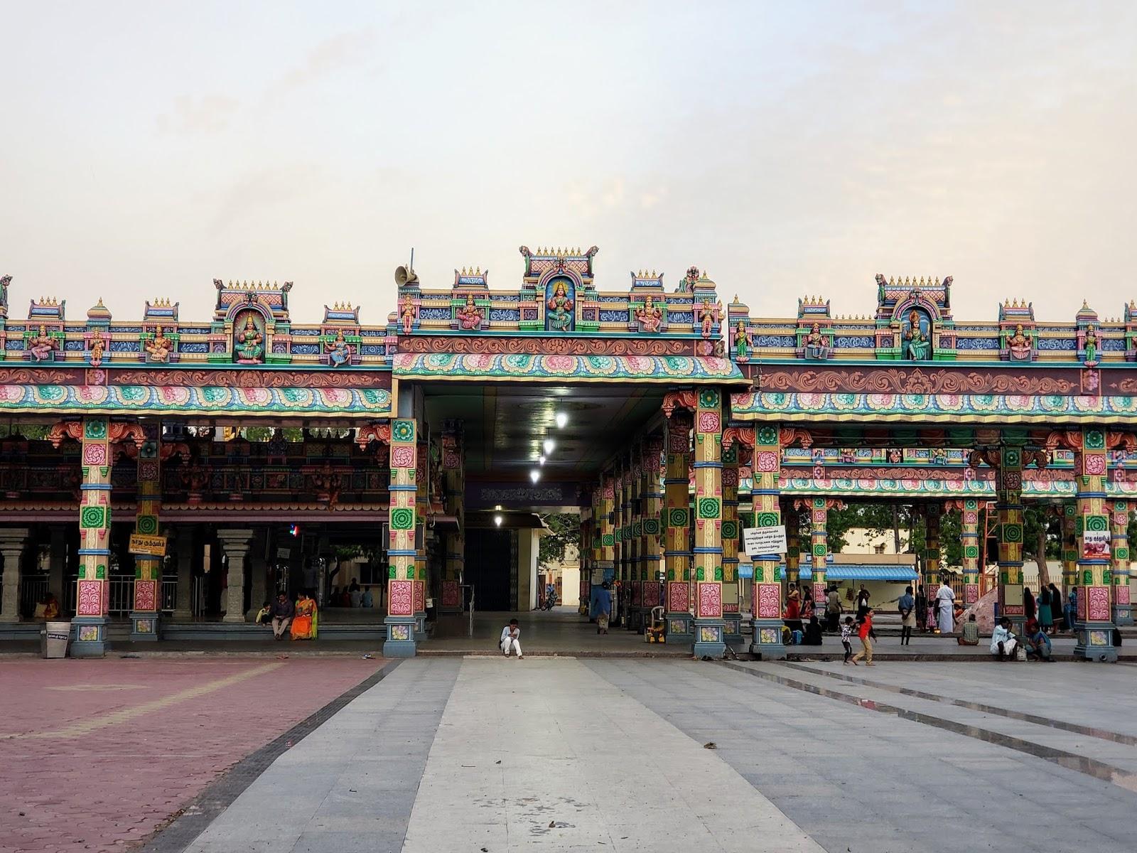 Bannari Mariamman Temple, Bannari