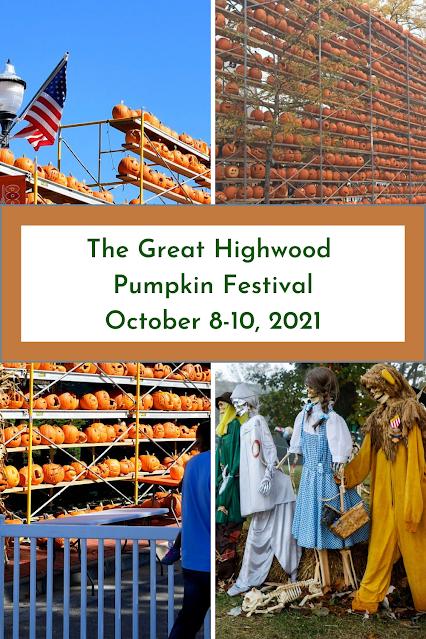 The Great Highwood Pumpkin Festival Returns October 8 - 10, 2021