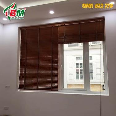 Rèm sáo gỗ giải pháp cho cửa sổ xinh,sang trọng không bao giờ lỗi thời,giá rẻ tại đồng xoài.