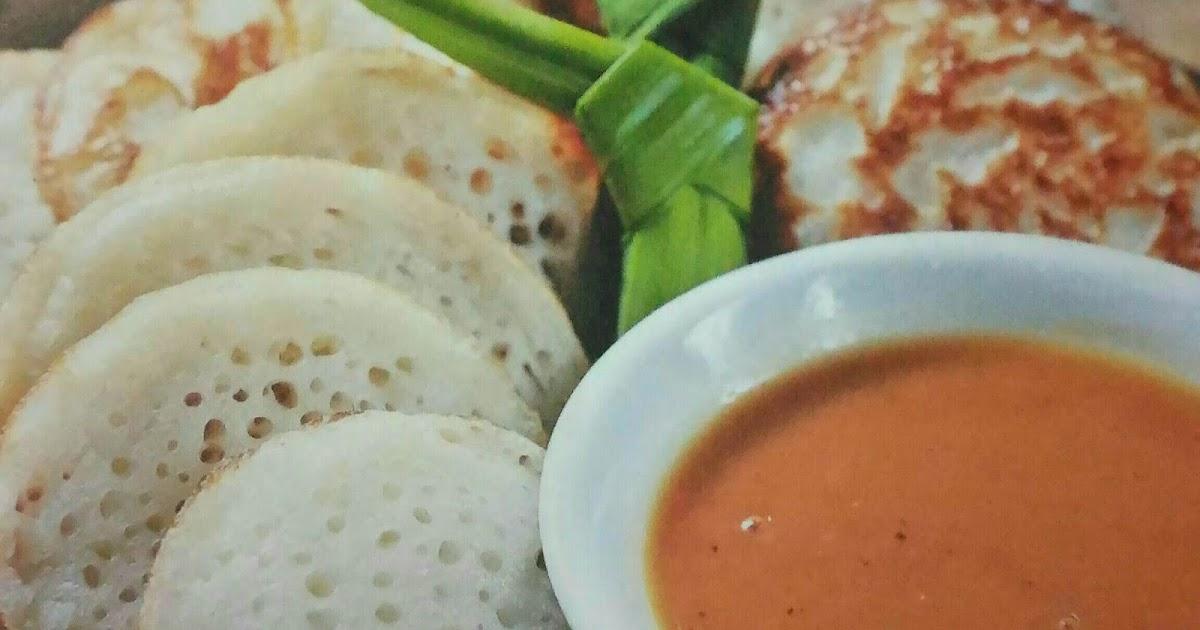 kuih serabai warisan  enak koleksi resepi sedap Resepi Kuih Apam Pulau Pinang Enak dan Mudah