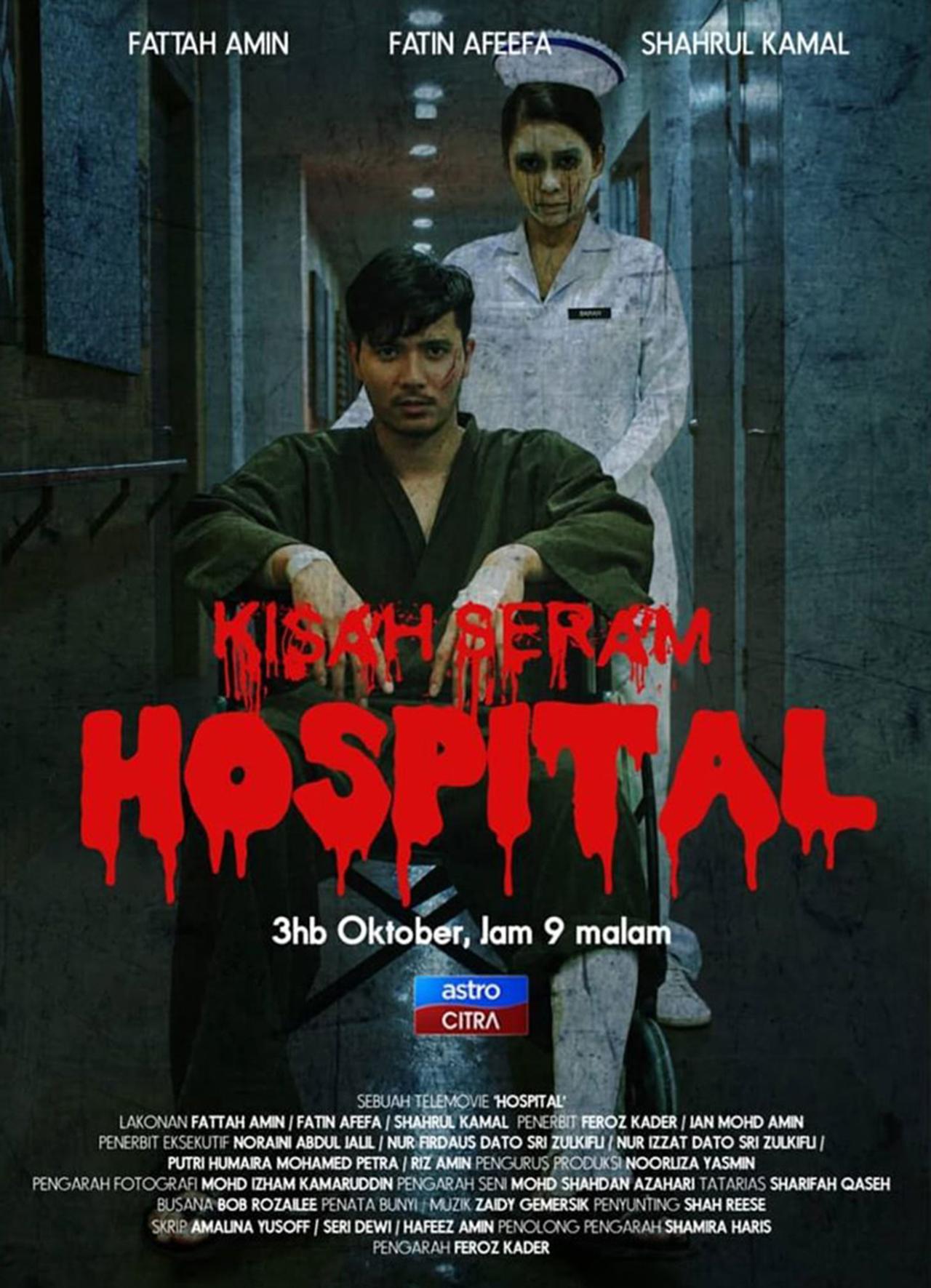 Kisah Seram Hospital
