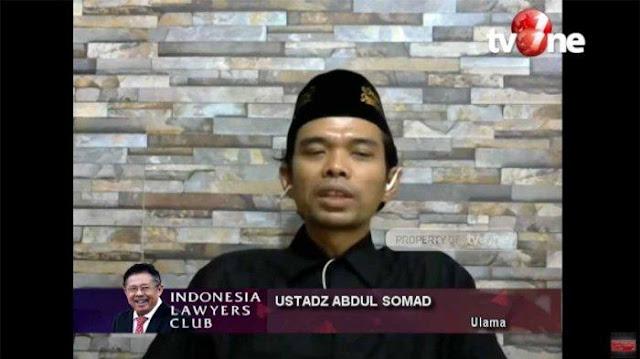 Sekali Bicara, 2 Tokoh Terkapar, Ustadz Abdul Somad : Kalau Tak Terlatih Bicara, Lebih Baik Bicara Pakai Teks