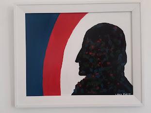 George Washington Silhouette Paintings