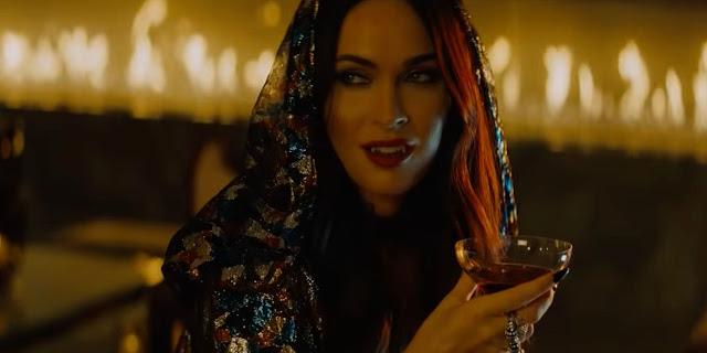 Megan Fox al tràiler de NIGHT TEETH, pel·lícula de terror que estrena Netflix a l'octubre