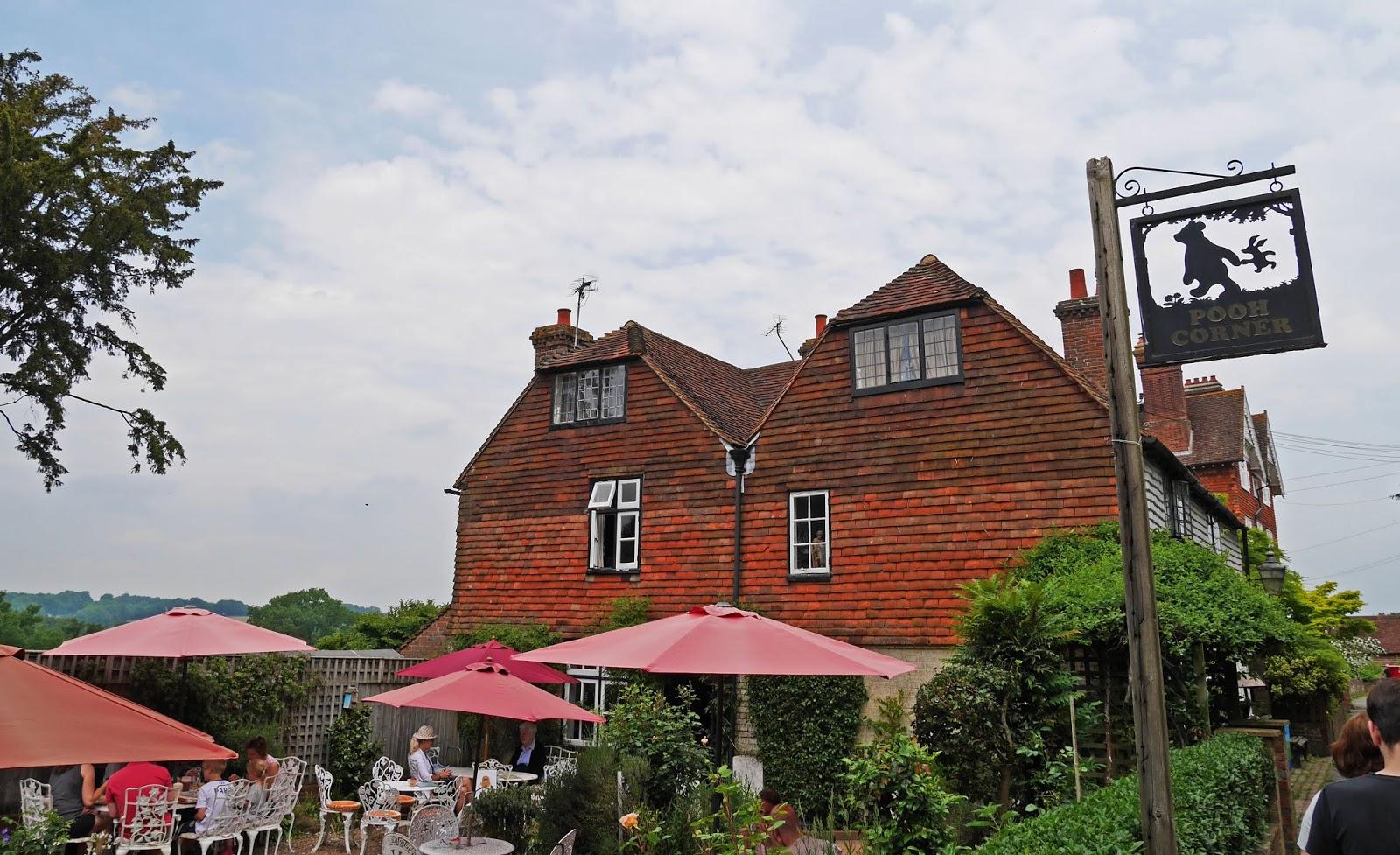 Piglet's Tearoom at Pooh Corner, Hartfield