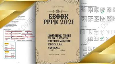 Ebook/Modul PPPK Guru SD (Sekolah Dasar)