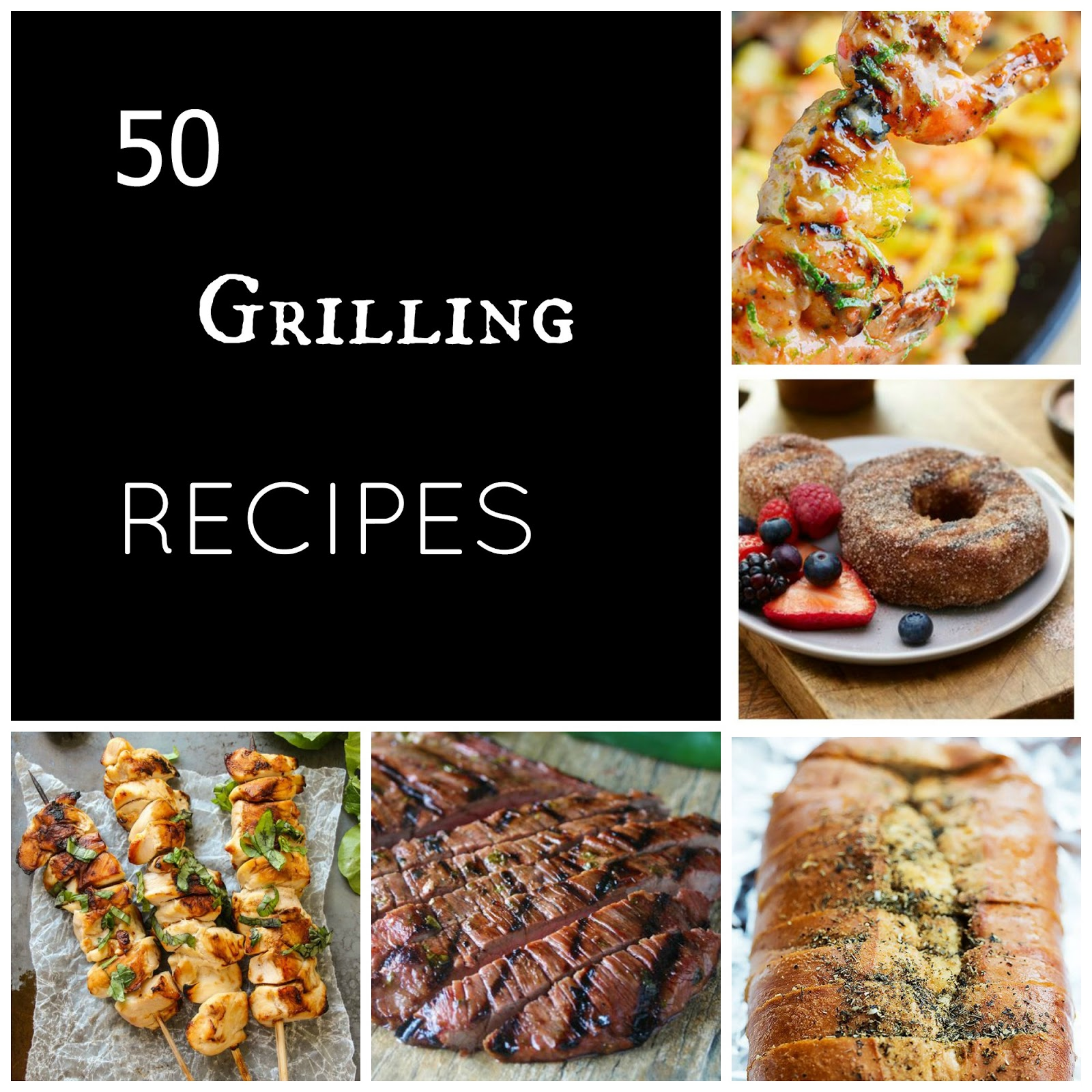 Try these creative and delicious grilling recipes to impress friends this grilling season!