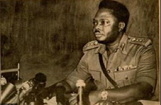 Risqua Muhammed, a son to the former Nigerian Head of State, late General Murtala Muhammed, on Monday said his late father left only N7,000 in his bank account despite being the nation's number one citizen.