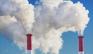 موضوع تعبير عن التلوث بالعناصر والافكار
