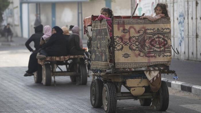 Terungkap! Bom Pembunuh Wanita & Anak Palestina Ternyata Ada Campur Tangan AS, Ini Buktinya