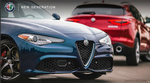 Alfa Romeo New Generation