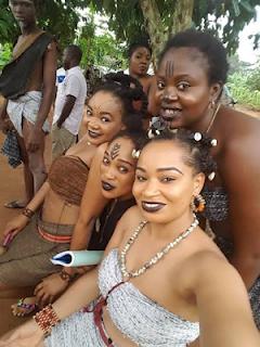 , Nollywood On The Run! Zack Orji, Nzube Onyia others on the set of Ngige, Latest Nigeria News, Daily Devotionals & Celebrity Gossips - Chidispalace