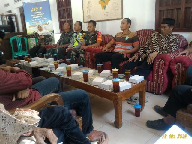 Desa Ngemplak Seneng Lakukan Rapat Evaluasi Usai Pilkades