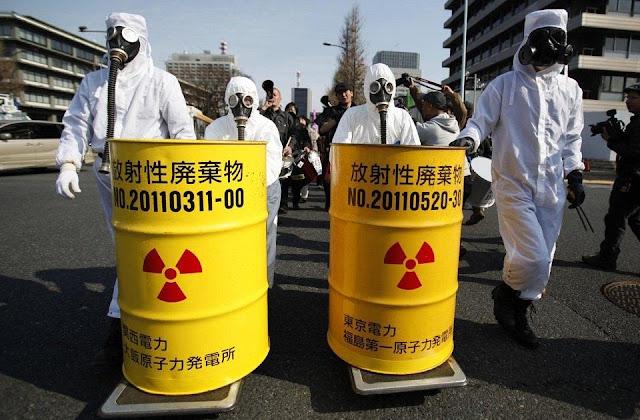 طرق التعامل مع المواد المشعة