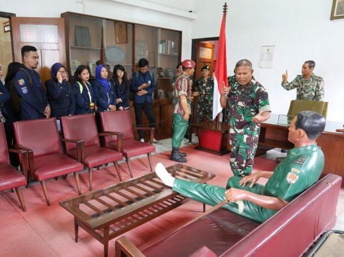 Penampakan Patung Soeharto dkk yang Disebut Gatot Nurmantyo Hilang dari Museum Kostrad