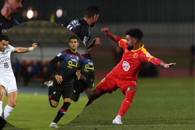 نتائج مباريات اليوم الأول من الجولة 14 من الدوري السعودي 2021