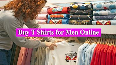 Buy T Shirts for Men Online