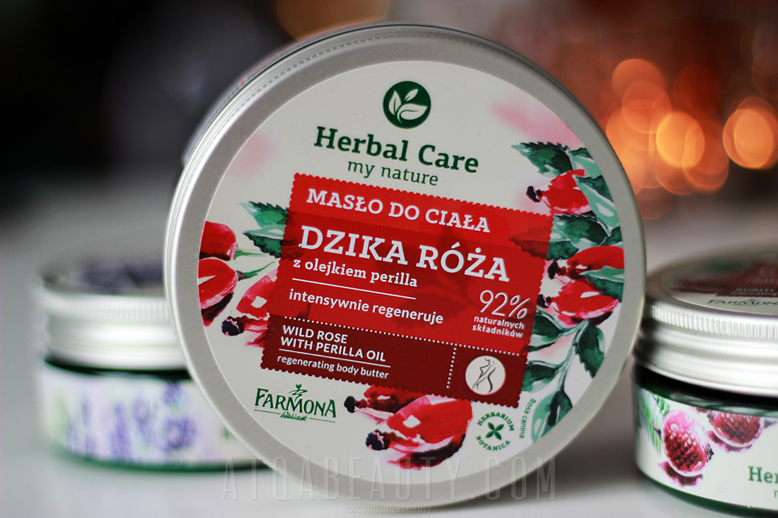 Masła do ciała Herbal Care Farmona