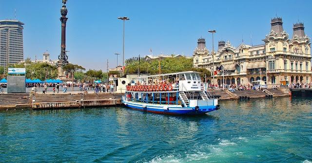 Las Golondrinas Boat Ride