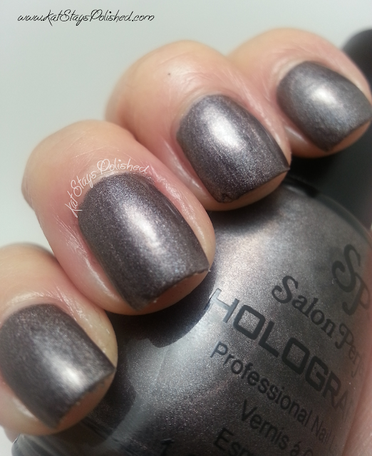 Salon Perfect - Fade Out - Holographic