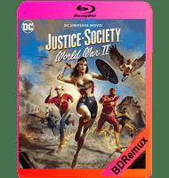 JUSTICE SOCIETY: WORLD WAR II (2021) BDREMUX 1080P MKV ESPAÑOL LATINO
