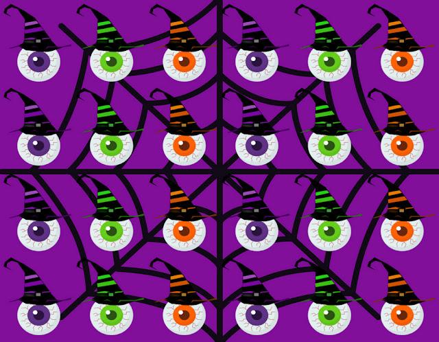 Halloween-bloody-eye-purple-pattern-design-by-yamy-morrell