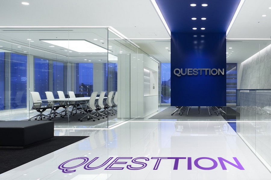 Questtion Mock Brand Office