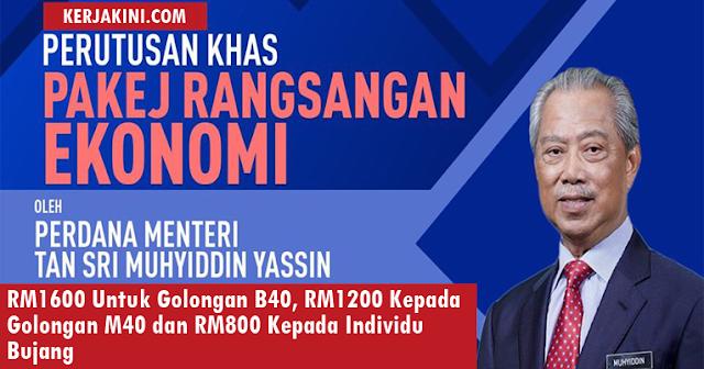 RASMI] Bantuan Prihatin Nasional untuk seluruh rakyat Malaysia