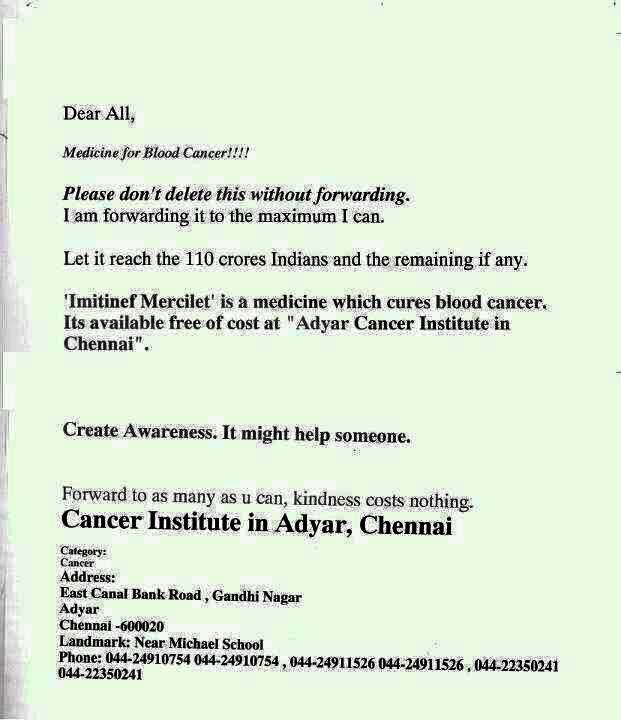 Us Columbine Shares Message For Nearby School After: Amudu: Free Medicine For Blood Cancer (Leukemia) Available