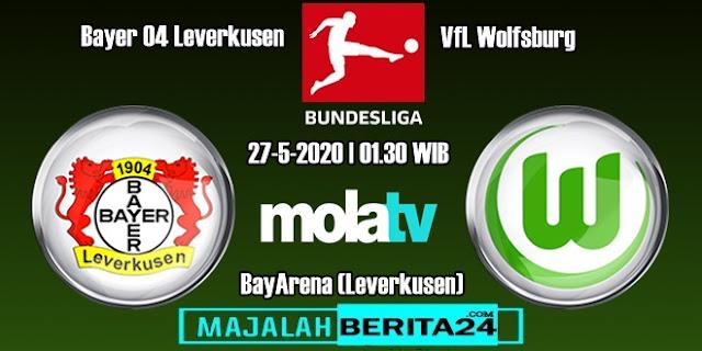 Prediksi Bayer Leverkusen vs Wolfsburg