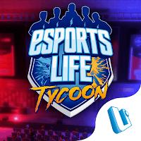 Esports Life Tycoon apk mod dinheiro infinito