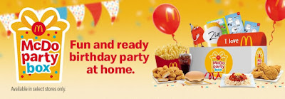 McDo Party