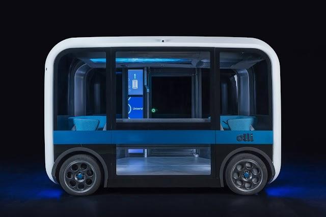 Toronto 2021 में चलने वाली ओली 2.0 सेल्फ-ड्राइविंग शटल का परिक्षण स्थानीय मोटर्स के साथ करेगा