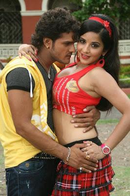 Khesari Lal Yadav and Monalisa Film List