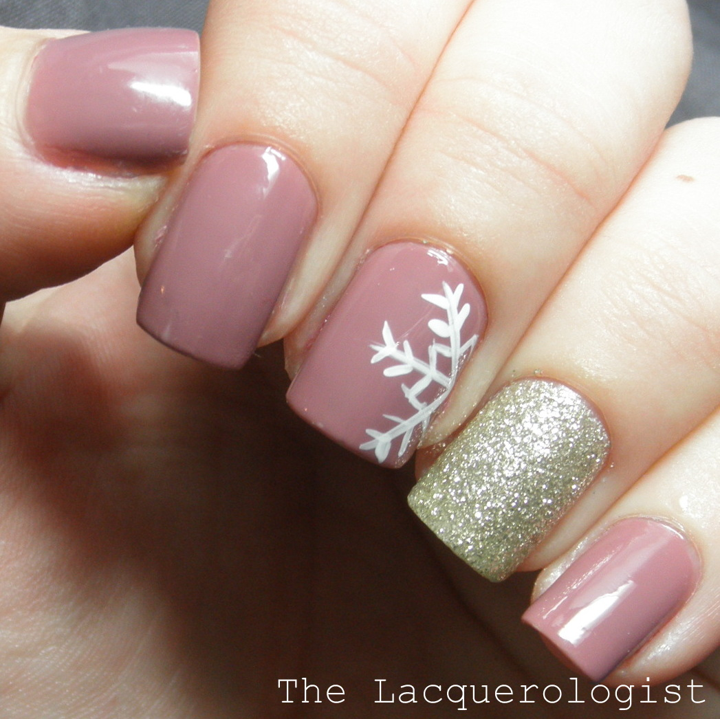 gel nail designs for fall 2014. most of my nails are zoya brigitte from the naturel collection. describes this as a bombshell mauve! accent nail is opi favorite ornament, gel designs for fall 2014 n