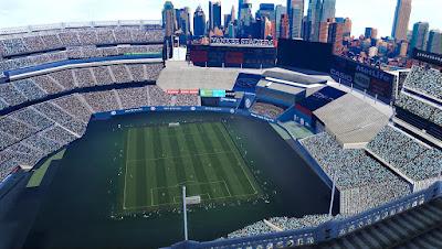 PES 2020 Yankee Stadium