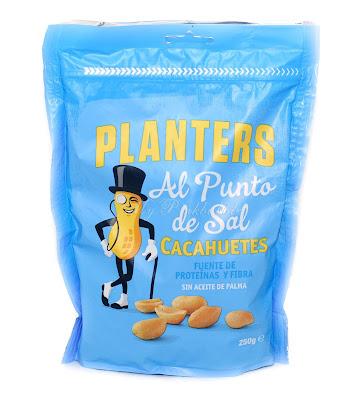 Planters cacahuetes