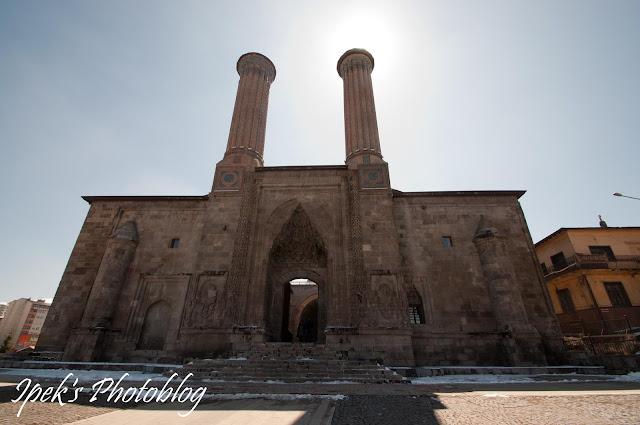 erzurum - narman - turkey - türkiye - cifte minareli medrese - palandoken - yakutiye - gezi travel blog