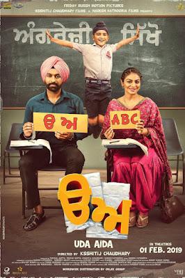 Uda Aida 2019 Punjabi 480p WEB HDRip 400Mb ESub